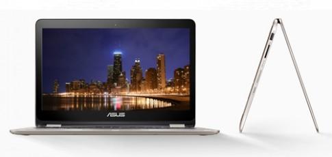 Những laptop Asus nổi bật nửa đầu năm 2016