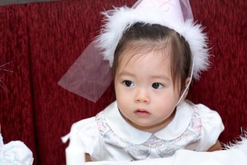 Những nhóc tỳ con lai đẹp như thiên thần nhà sao Việt