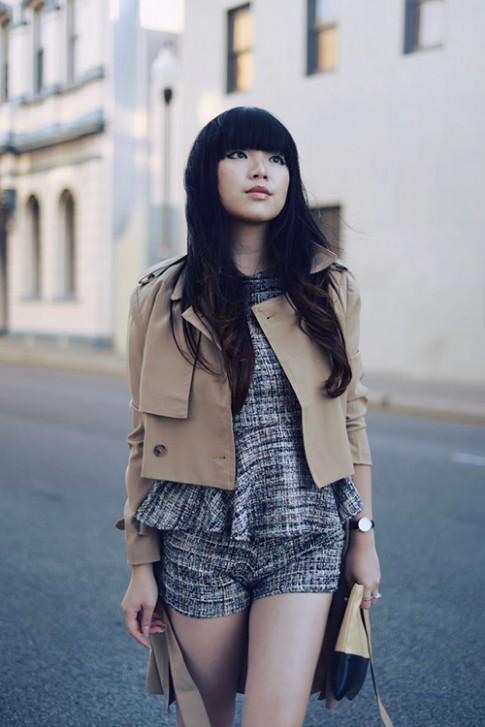 Nữ blogger thời trang nổi tiếng thế giới đến Việt Nam