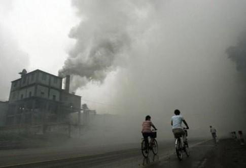 Ô nhiễm không khí: Cuộc khủng hoảng toàn cầu