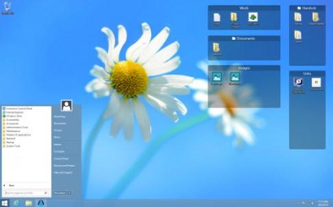 Phần mềm miễn phí giúp desktop ngăn nắp hơn