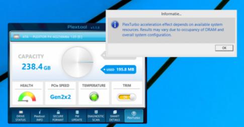 Phần mềm miễn phí giúp tăng tốc ổ cứng SSD của Plextor