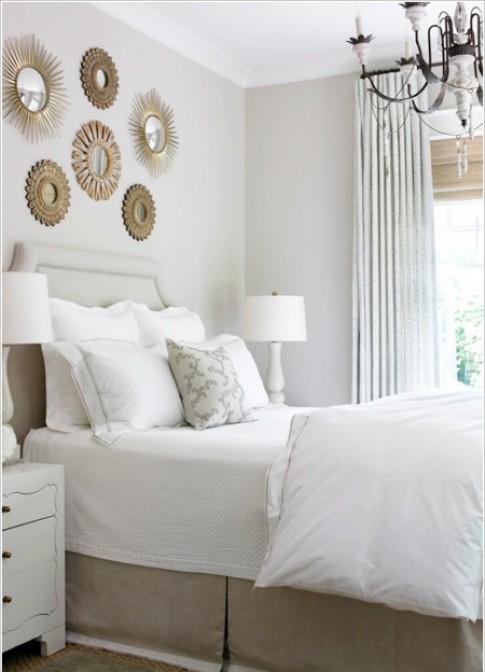 Phòng ngủ nhỏ xíu vẫn có thể đẹp