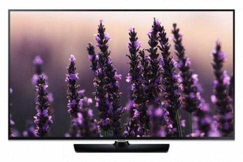Samsung ra mắt mẫu TV kỹ thuật số đầu tiên có tích hợp Cam