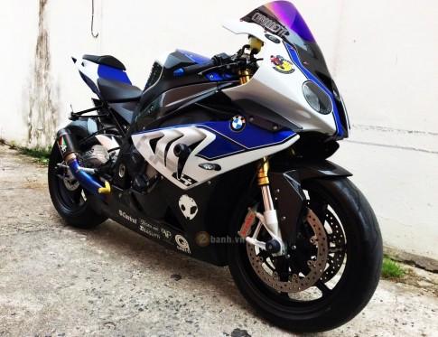 Siêu mô tô BMW HP4 tuyệt đẹp trong bản độ cực chất
