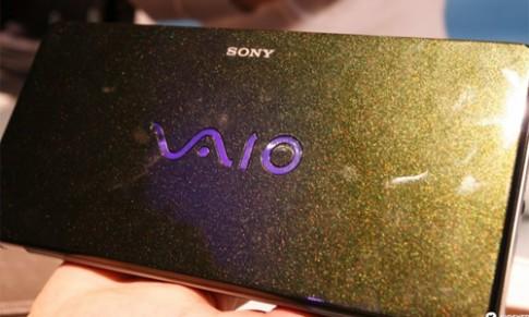 Sony thu hồi 1.700 pin laptop Vaio dù không còn bán