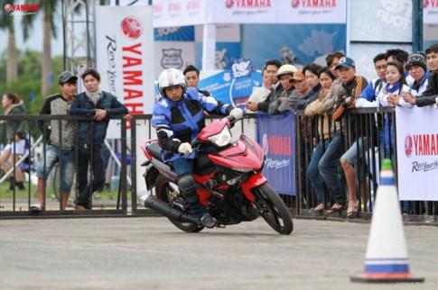 Sự kiện Y-MOTOR SPORT các rider có thể đến để trải nghiệm Exciter150, FZ150i, YZF-R3 và MT-03
