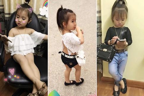 """Sự thật bé gái Tuyên Quang bị chê """"già trước tuổi"""""""