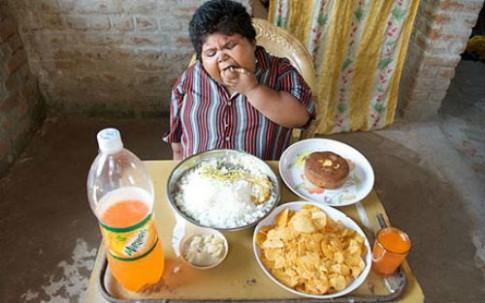 Sửng sốt với những em bé béo nhất thế giới