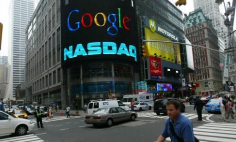 Tài sản Google tăng thêm 65 tỉ USD chỉ sau 1 ngày