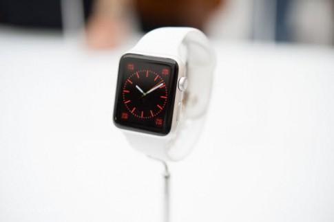 'Táo khuyết' đang gặp vấn đề với Apple Watch