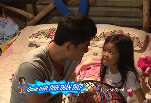Tập 7 Bố ơi mùa 3: Con gái Hồng Đăng khóc nức nở vì phải xa bố nửa đêm