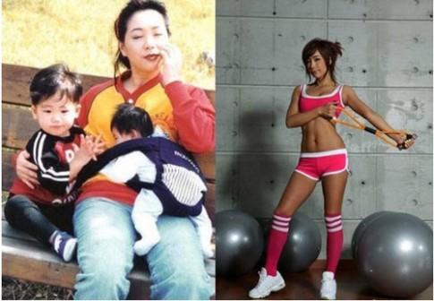 """Thần tượng giảm cân xứ Hàn lại đối mặt với """"giặc béo"""""""