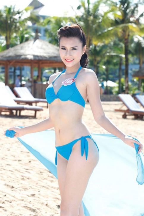 Thiếu nữ Hà Thành có làn da đẹp nhất HHVN 2014