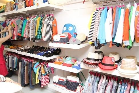 Thời trang trẻ em giảm giá nhân dịp trung thu
