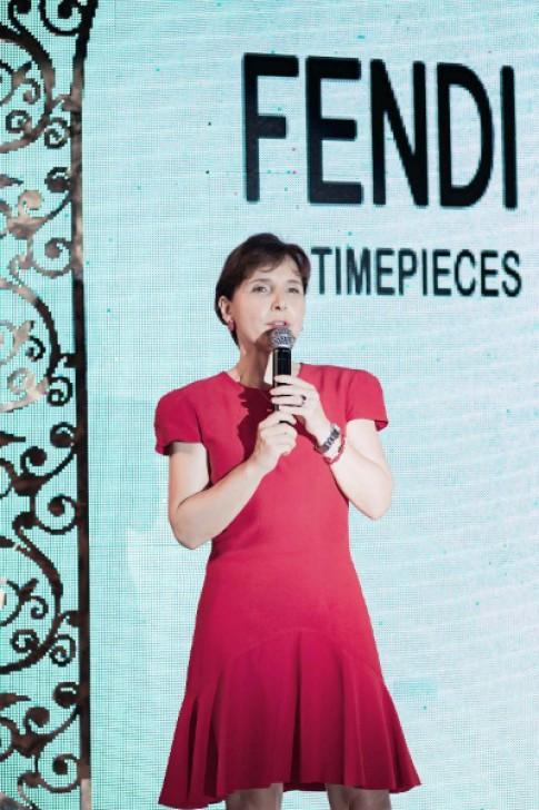 Thương hiệu Fendi ra mắt đồng hồ xa xỉ tại Việt Nam