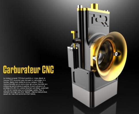 Tìm hiểu về bình xăng con CNC