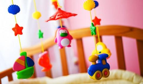 Top 10 đồ chơi giúp bé thông minh từ khi sơ sinh