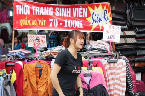 Vài chục ngàn sắm đồ đông thả ga ở chợ rẻ nhất Hà Nội