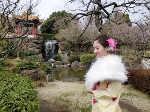 Văn Mai Hương và những chuyến phượt ở Nhật Bản
