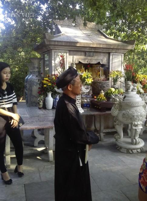 Về Bắc Ninh thăm lăng mộ vua thủy tổ Kinh Dương Vương