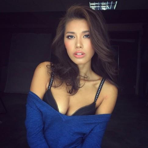 Vẻ đẹp sexy của Minh Tú gây sốt trong giới trẻ Việt