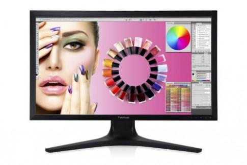 ViewSonic giới thiệu màn hình 4K... bảo vệ mắt