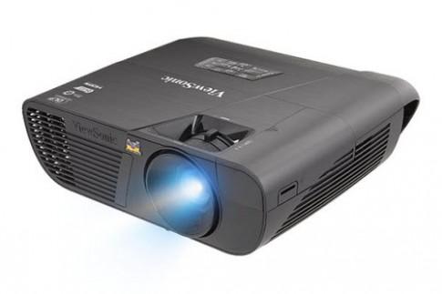 ViewSonic tiết lộ dòng máy chiếu mới, tích hợp loa