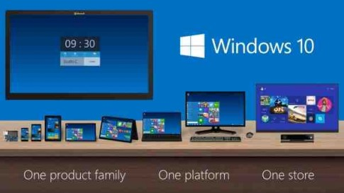 Windows 10 sẽ là phiên bản Windows phổ cập rộng và nhanh nhất