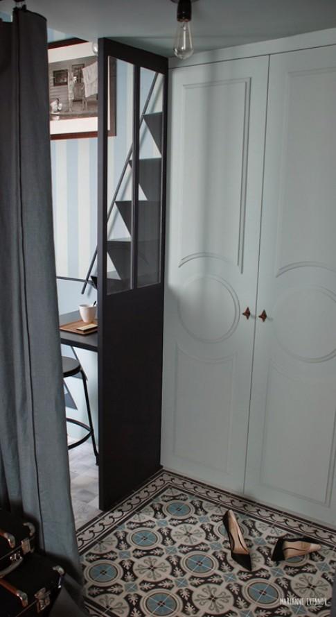 Xoay sở trong căn hộ 11,3 m2