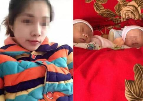 Xót xa mẹ 9x sinh đôi rồi hiến tạng trước khi chết