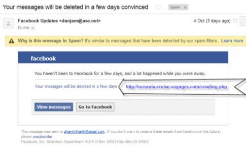 Xuất hiện thêm nhiều dạng lừa đảo mới trên Facebook
