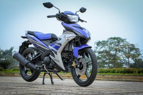 Yamaha Exciter 150 Mang lại vẻ đẹp thể thao - năng động