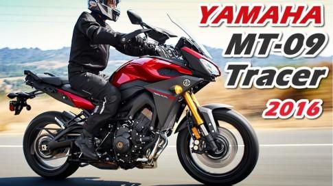 Yamaha MT-09 Tracer 2016 được bán với giá khoảng 335 triệu Đồng tại Malaysia