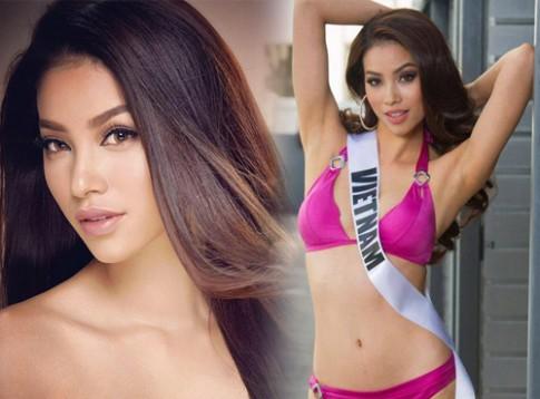 11 mỹ nữ đạt chuẩn đẹp mới tại Hoa hậu Hoàn vũ 2015