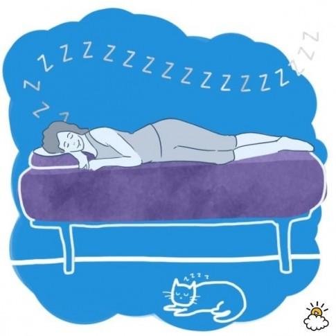 4 tư thế ngủ giúp mơ thấy điều bạn muốn