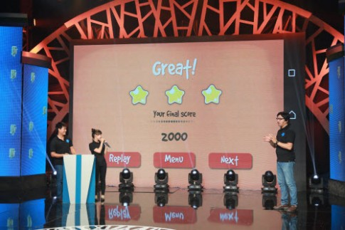 6 tựa game góp mặt trong gameshow 3 Giải thưởng Chim xanh