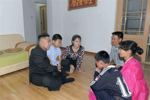 Bên trong căn hộ chung cư ở Triều Tiên