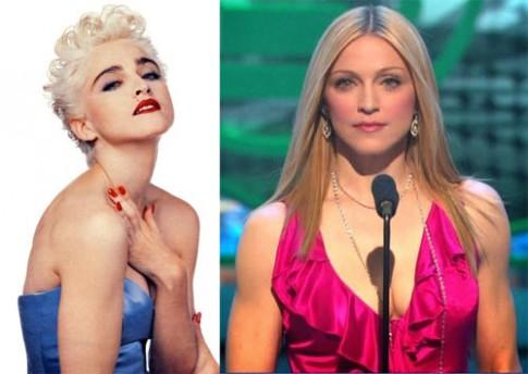 Bí quyết trẻ đẹp, sexy tuổi U60 của 'nữ hoàng' Madonna