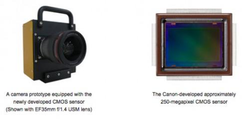Cảm biến camera 250MP: Nhìn rõ từng chữ trên máy bay cao 18km