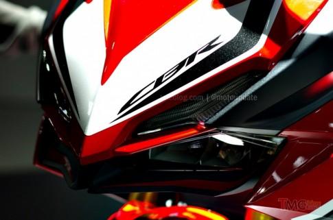 Cận cảnh các phiên bản của chiếc Honda CBR250RR 2017 mới vừa ra mắt