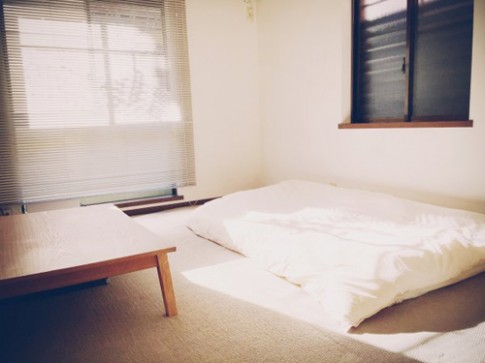 Căn nhà theo phong cách tối giản của Nhật