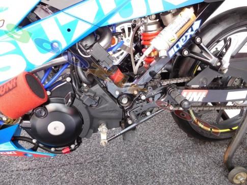 [Clip] Cận cảnh Satria F150 Fi độ hệ thống Turbo