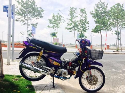Dream Tim do kieng nhe nhang day quyen ru cua biker Dat Bien Mien Tay Nam Bo
