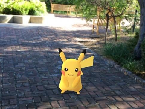 Giải mã sự thành công của game Pokémon GO