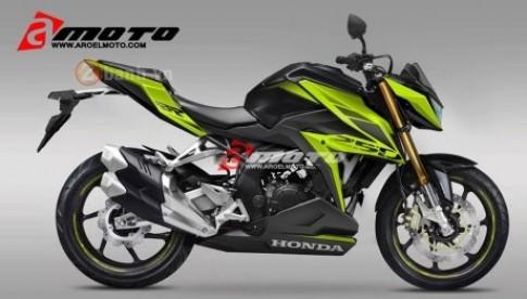 Honda CB250RR phiên bản nakedbike của chiếc CBR250RR 2017