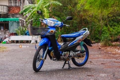Honda Wave độ đầy nổi bật và chất lừ của dân chơi Thái