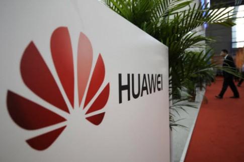 Huawei ghi nhận mức tăng trưởng mạnh ở châu Á