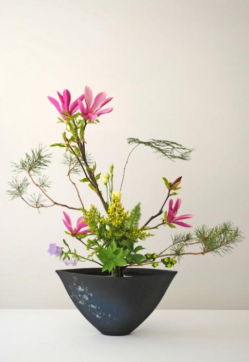 Ikebana - nghệ thuật cắm hoa đạo hút hồn người chơi Việt