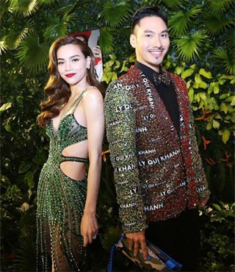 Lý Quí Khánh làm bộ sưu tập lấy cảm hứng từ Hà Hồ